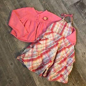 2 Pc. Dress Sweater Size 6